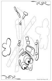 Elicottero Scaricare Gratis Disegni Da Colorare Per Bambini