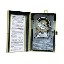 Timer For Hardwired Lights Tork 40 Amp Mechanical Hardwired Lighting Timer On Popscreen