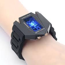 sanwood cool men s oversized light digital rubber wrist watch sanwood cool mens oversized light digital rubber wrist