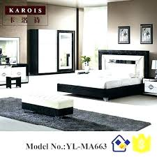modern black bedroom furniture – centralstores