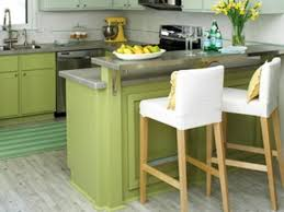 Small Kitchen Islands With Seating Design