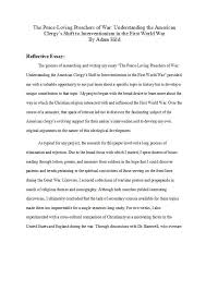 Personal Reflective Essays Examples Reflective Essay Example Pdf Applydocoument Co