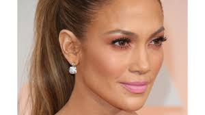 hollywood ca february 22 jennifer lopez arrives at the 87th annual academy awards at hollywood highland