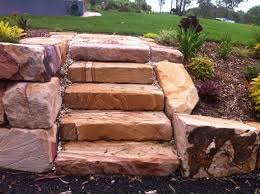Small Picture 24 best Sandstone block wall images on Pinterest Block wall