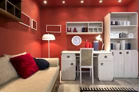 red home office. Red Home Office. Office A F