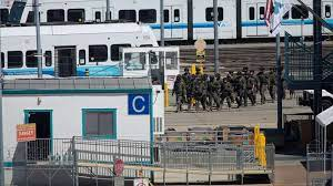 — at least eight people died wednesday morning in a shooting reported at a light rail control center in san jose, according to the santa clara county sheriff's office. Ptaywym17qbjom