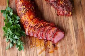 pork tenderloin recipe and doneness