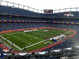 Invesco Field Seating Chart Club Level Empower Field Section 345 Rateyourseats Com