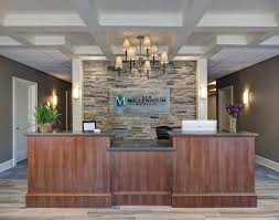 wall design ideas for office. Office Foyer Design Ideas The Best Reception Recep On Medical Lobby Wall For