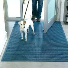 entryway rug runner modern entry