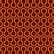 the overlook hotel carpet pattern wallpaper by geekcasket 743079028265