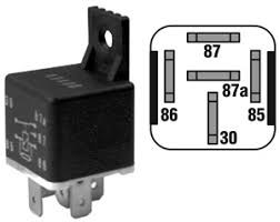 gravely electrical parts relay assembly