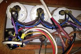 engine instrument wiring made easy boats com the insides of instrument panels can get a little crowded but untangling it is all