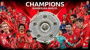 View of the bavarian alps. Bundesliga Bayern Munich Crowned Bundesliga Champions