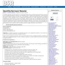 mel c   pearltreessample quantity surveyor resume  resume for quantity surveyor