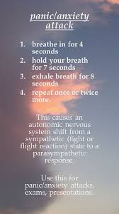 Panic Attack Quotes Amazing How To Relieve A Panic Attack Pictures Photos And Images For