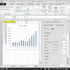 34 Make Graph Or Chart In Excel