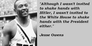 Jesse Owens Quotes Extraordinary 48 Jesse Owens Quotes QuotePrism