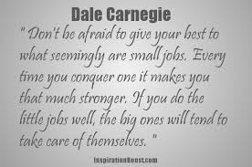 Dale Carnegie Quotes Best Dalecarnegiequotes Inspiration Boost