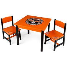 Kidkraft Heart Table And Chair Set Kidkraft Harley Davidson Table Amp 2 Chair Set 10212 Walmartcom