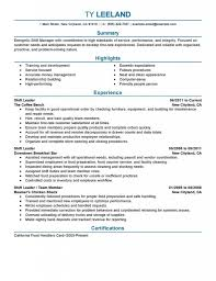 Lovely Bakery Manager Job Description Resume Contemporary Example