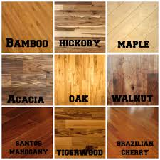 Best Way To Wax Hardwood Floors With Flooring Types Wood Design Inspiration  23818 Decorating And