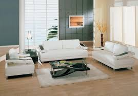 White Living Room Decor Furniture Casual Furniture For Modern White Living Room