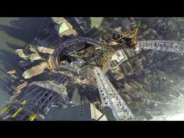 GoPro Captures Vertigo-Inducing Footage Atop the One World ...