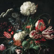Kek Amsterdam Golden Age Flowers I Behang Flinders Verzendt Gratis