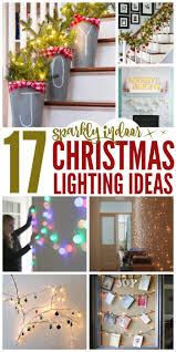 indoor christmas lighting. Modren Christmas If Youu0027d Like To Add A Little Sparkle Your Interior Check Out In Indoor Christmas Lighting H