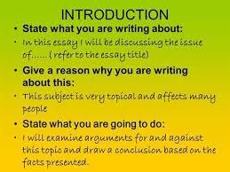 essay layout discursive essay layout
