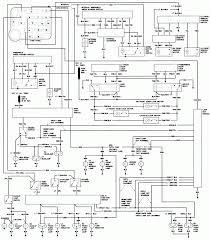 1984 ford ranger wiring diagram