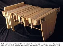 table recycled materials. Recycled Wine Barrel Table Materials