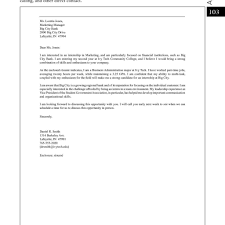 Resume Cover Letter Examples Free