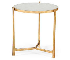 mirrored side table. Elegant 26\ Mirrored Side Table