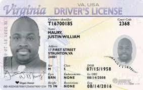 Virginia Licenses Laser Driver Black - Autoevolution Turn