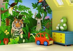 jungle wallpaper for kids. Exellent For Jungle Kids Wallpaper Nursery Design Dresser Kids Wallpaper Nursery  Photo Intended Wallpaper For P