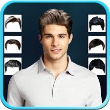 list of best hair styler apps for men on iphone