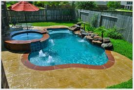 Small Inground Pools For Yards Bedroom In Ideas Images Scenic Mini