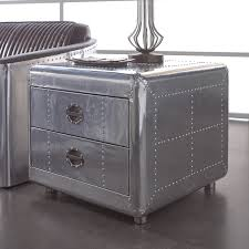 captivating standart silver grey trunk end table and beautiful grey floor and unique lamp table