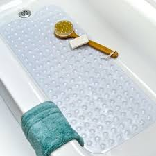 bathtub non slip photo 4 of 5 extra long bath mats long non slip bathtub amp bathtub non slip