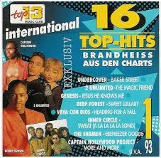 Top 10 Charts 1993 Va Top Hits Brandheiss Aus Den Charts 1 6 1993