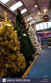 Aylesbury Lighting Centre Christmas Trees And Lighting Display At A Garden Centre