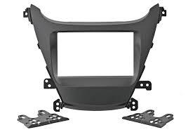 <b>Переходная рамка Intro RHY-N42</b> для Hyundai Elantra 2DIN крепеж