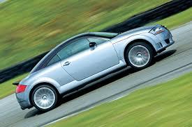 Audi TT mk1 buying guide   Evo
