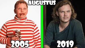 Charlie et la Chocolaterie Avant et Après 2019 (Charlie et la Chocolaterie  le film) – Avant et Après