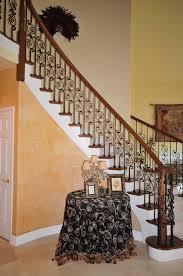 interior staircase railing beautiful custom interior stairways