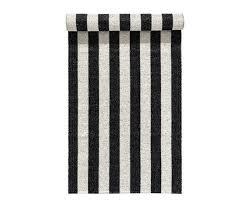 woods rug black scandinavian plastic rug gardneista