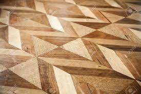 Wood Parquet Design Classic Wooden Parquet Flooring Design Geometric Pattern Background