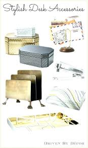 trendy office accessories. Beautiful Office Trendy Office Accessories Desk  Best For   Inside Trendy Office Accessories E